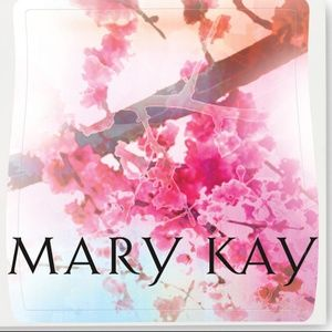 Mary Kay Compact Mini with Zen Garden MK Skin